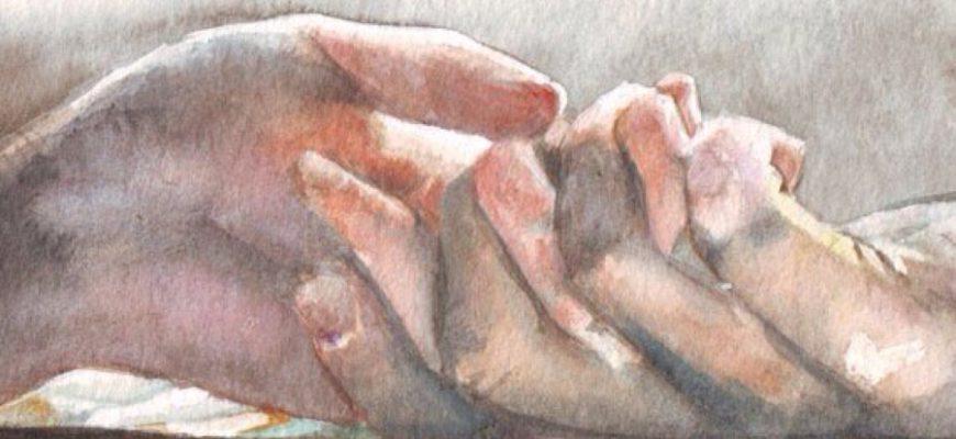 У разлуки короткие руки